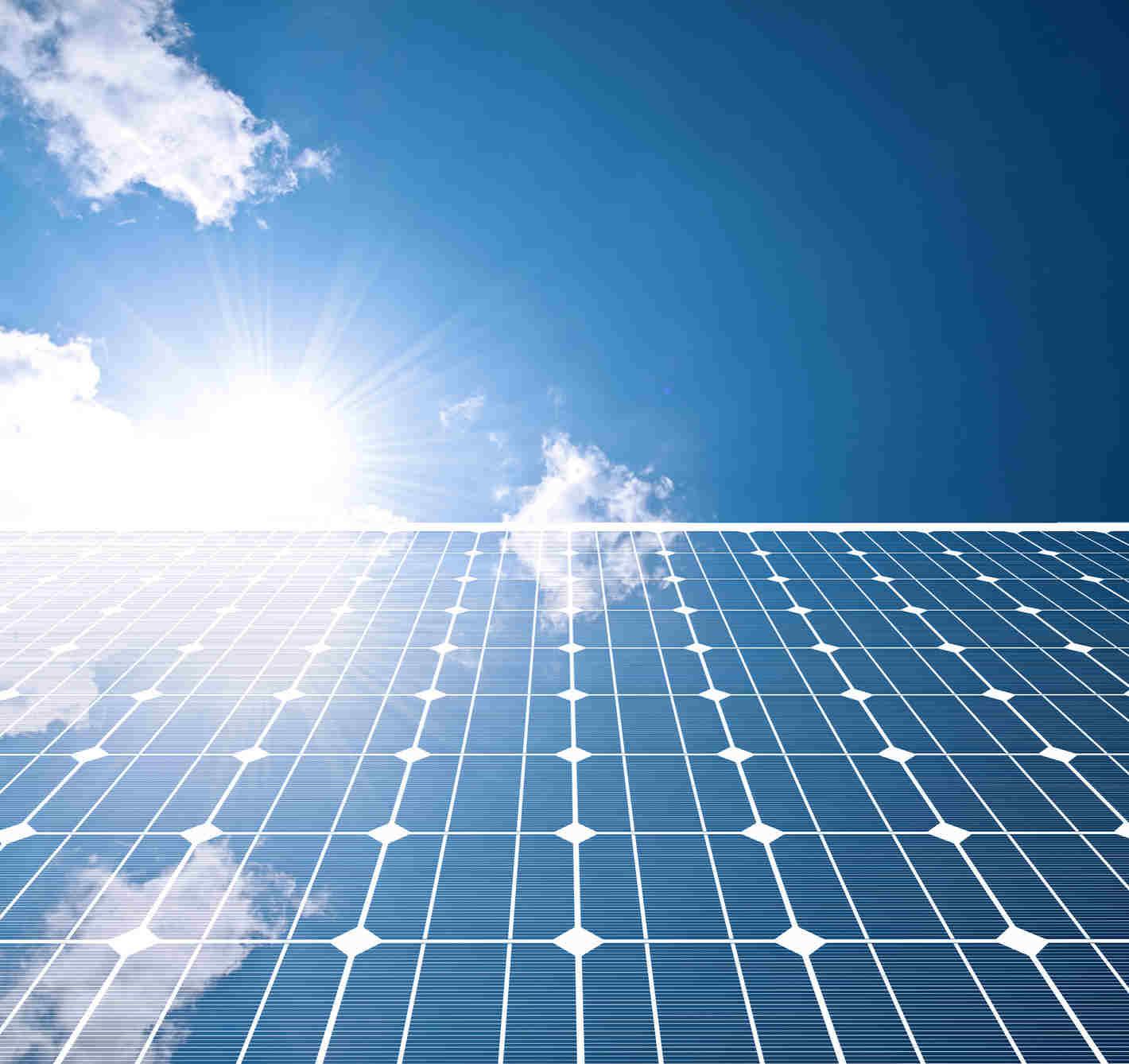 Solaire photovoltaïque...